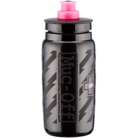Muc-Off Elite Custom Fly Wasserflasche 0,5l black